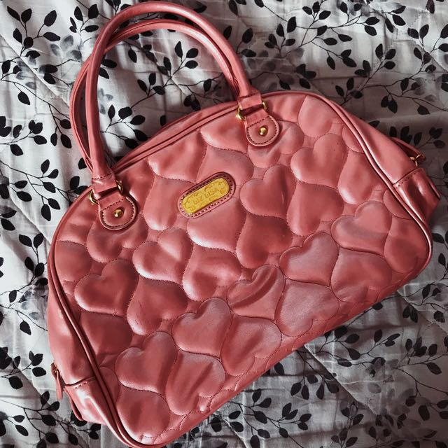 Liz Lisa Pink Bag