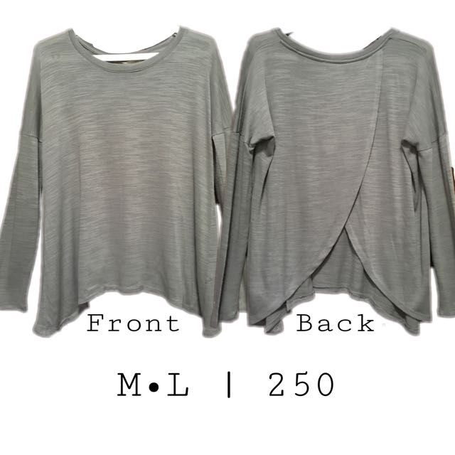 Long Sleeve Shirt By F21