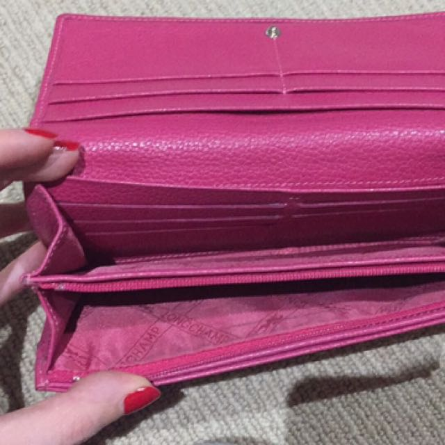 Longchamp Wallet