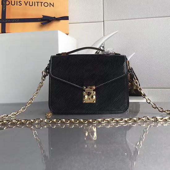 Louis Vuitton Pochette Metis Mini Orange M54991