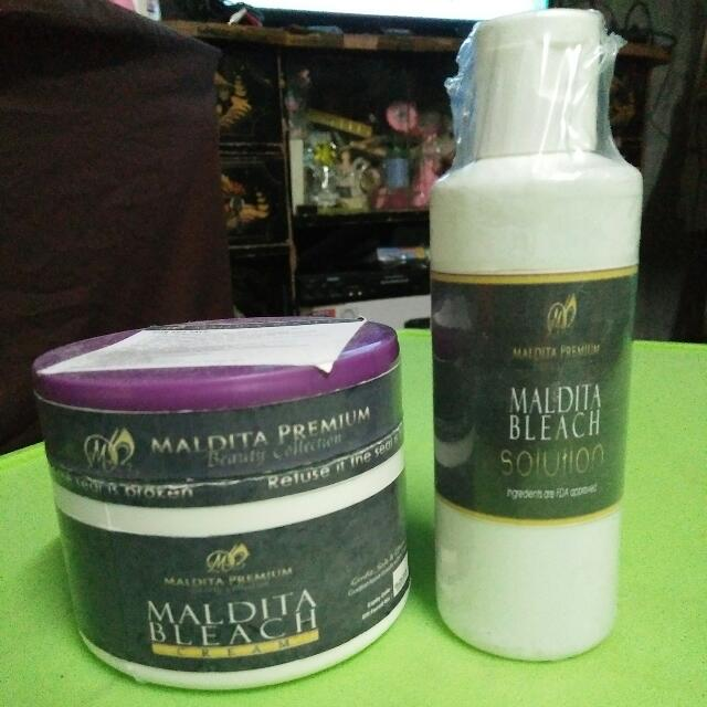Maldita Bleach Whitening Set