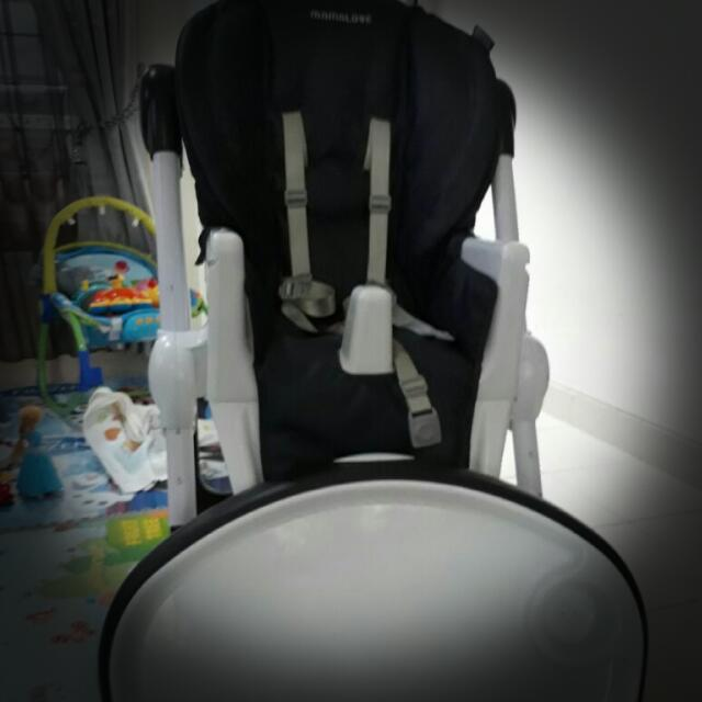MamLove High Chair