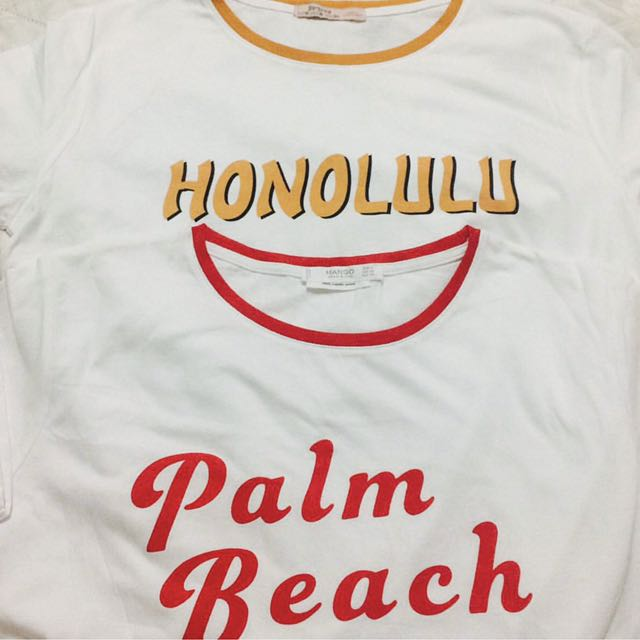Mango Honolulu Overruns Shirt (Palm Beach SOLD)
