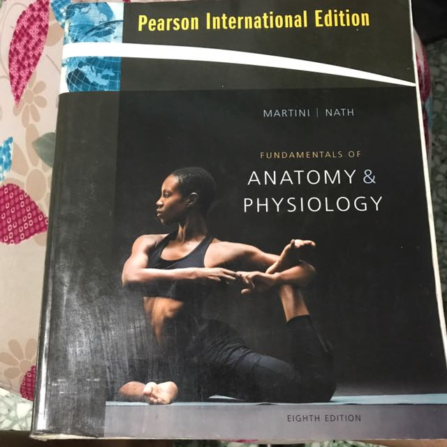 Martini And Nath Anatomy And Physiology, Books & Stationery ...
