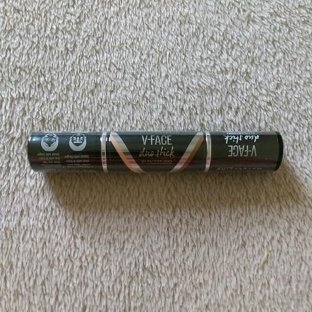 Maybelline Master Contour V Face Duo Stick Shade Medium