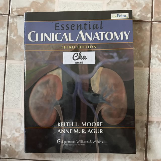 Medical Books: Ganong Moore, Textbooks on Carousell