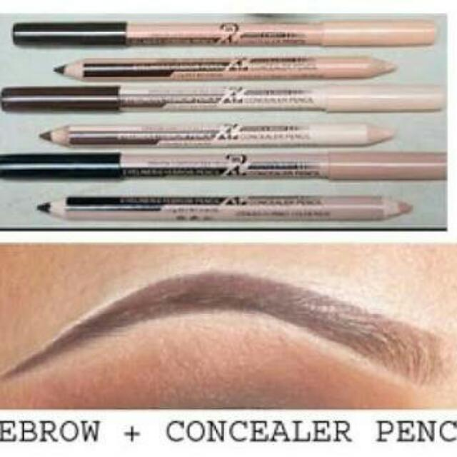 Menow 2 In 1 Eyebrow / Concealer Pencil