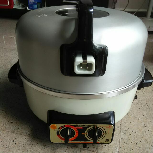 National Multi Purpose Electric Cooker