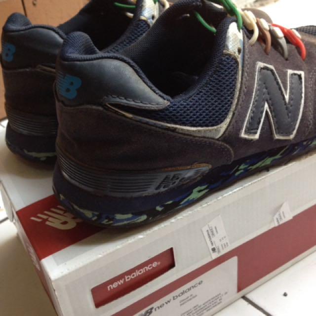 New Balance Premium Shoes Encap 574