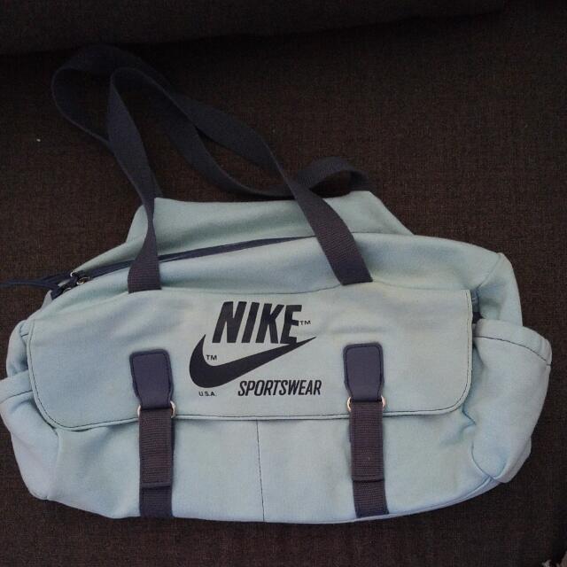 Nike Blue Bag!