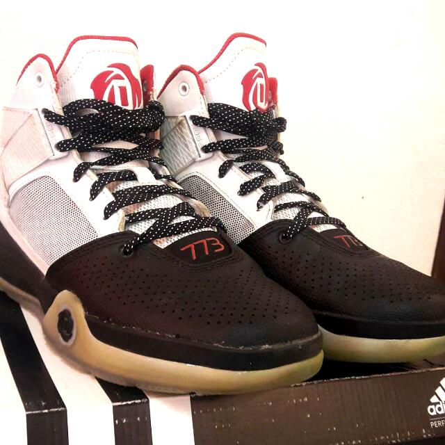 Adidas Shoes (D Rose 773 IV)