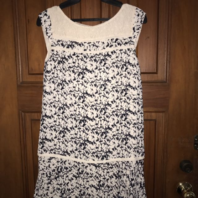 Original French Connection Pink Dress (size 4 - US)