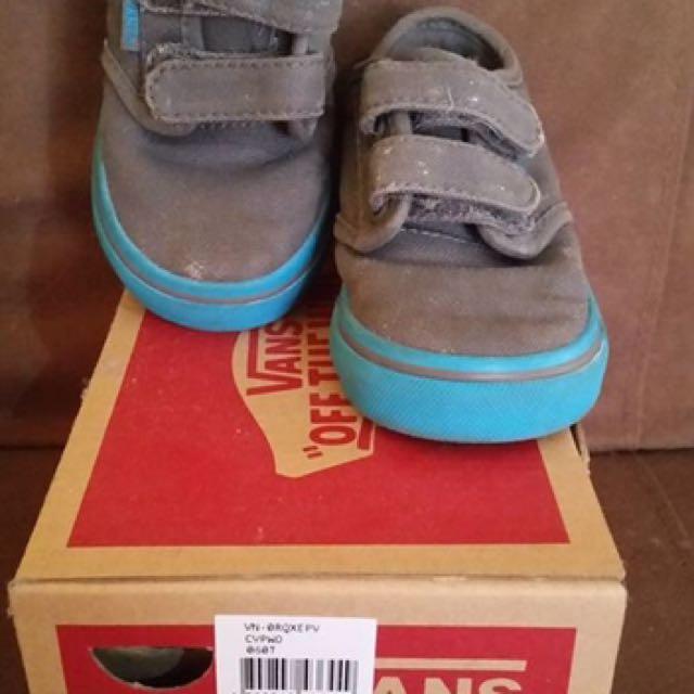 Original Vans Shoes For Toddlers