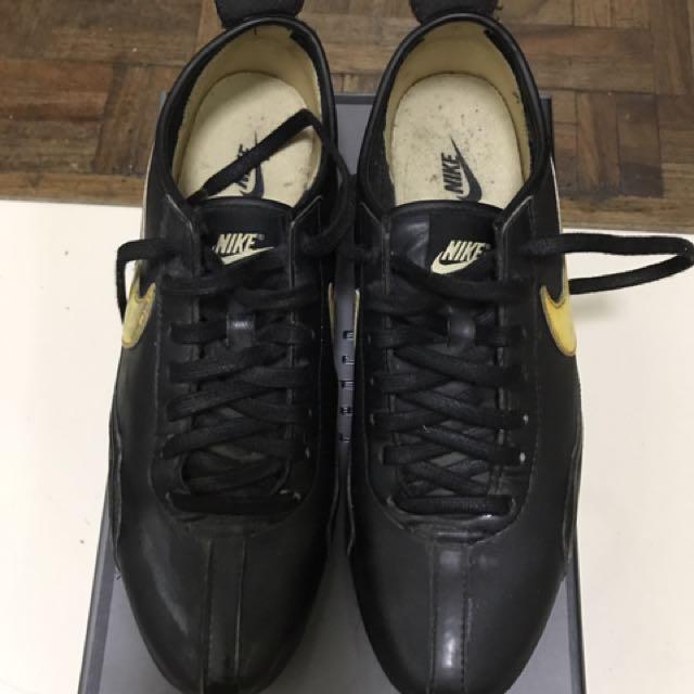 Original/Authentic Nike Women's Black Sneakers