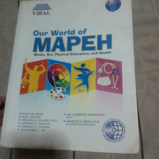 OUR WORLD OF MAPEH