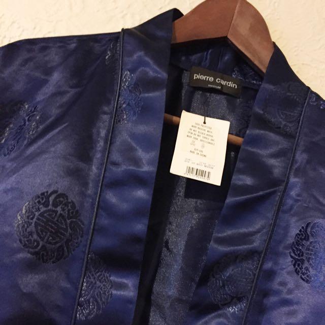 Pierre Cardin Oriental Kimono Robe