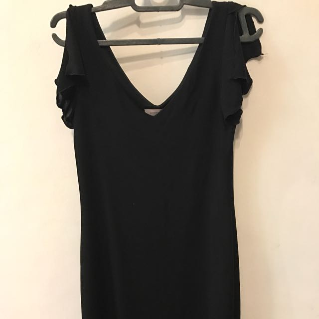 Portmans Black Dress