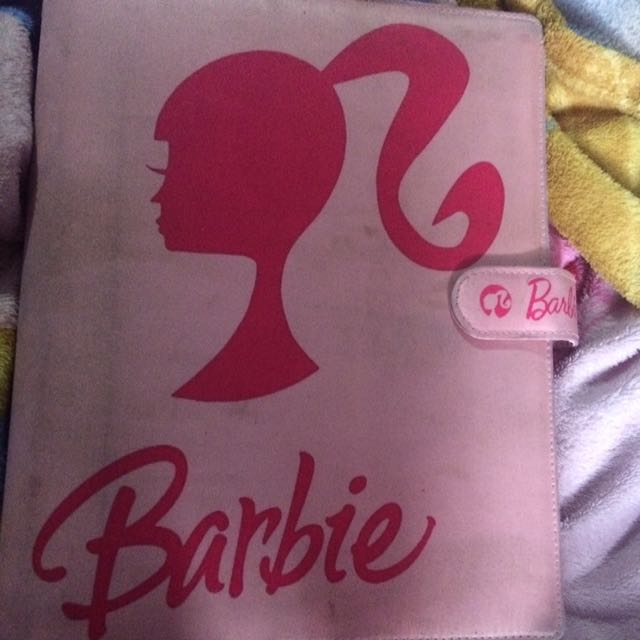 Preloved barbie binder 26 Ring