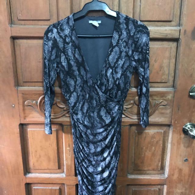 Pre-loved H&M Reptile Dress