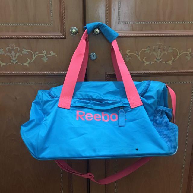 [PRELOVED] Reebok Sports Bag