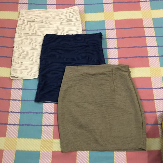 Pre-loved Skirts