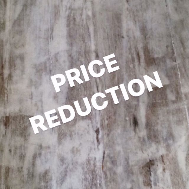 Price Reduction for all items