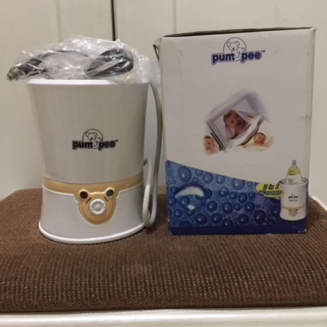 Pumpee (Bottle Warming/Pemanas susu)