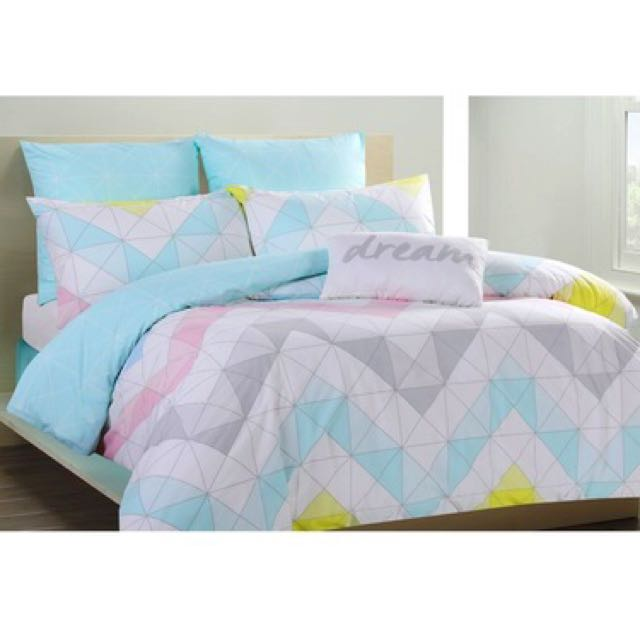 Brand New Quilt Cover Set