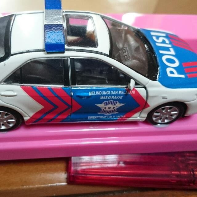 Replika Mobil PATWAL POLISI