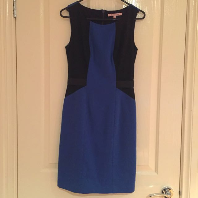 Review Working/Formal Dress