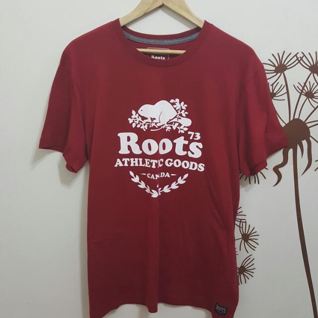roots大桂冠上衣