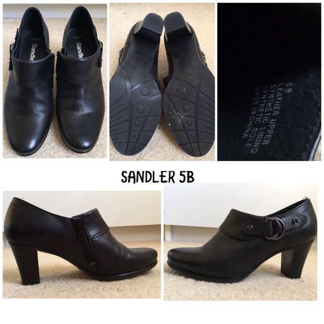 Sandler Size 5B