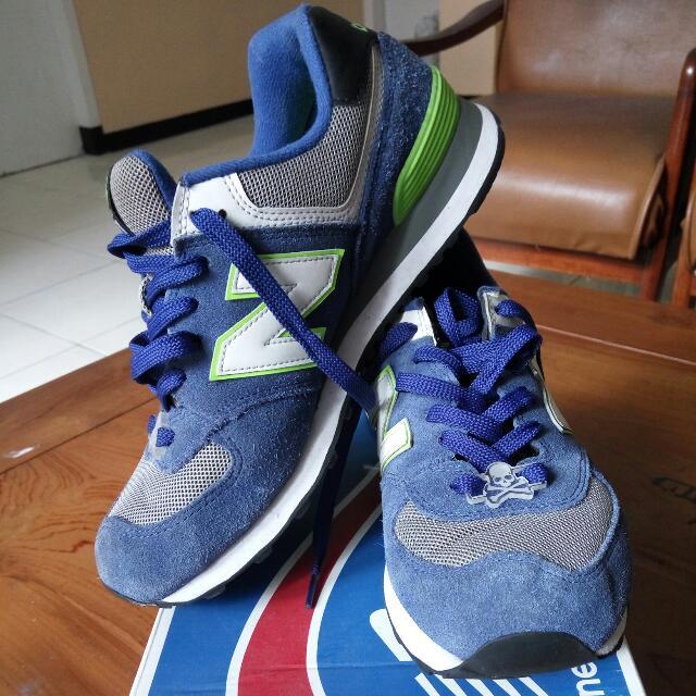 Sepatu New Balance 574 Like New