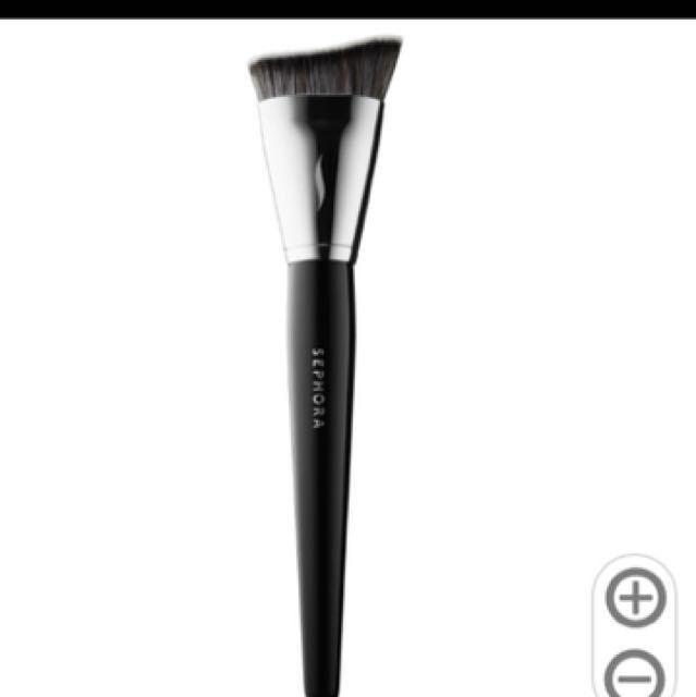 Sephora Brush Pro Contour Blender Teint Contouring 77
