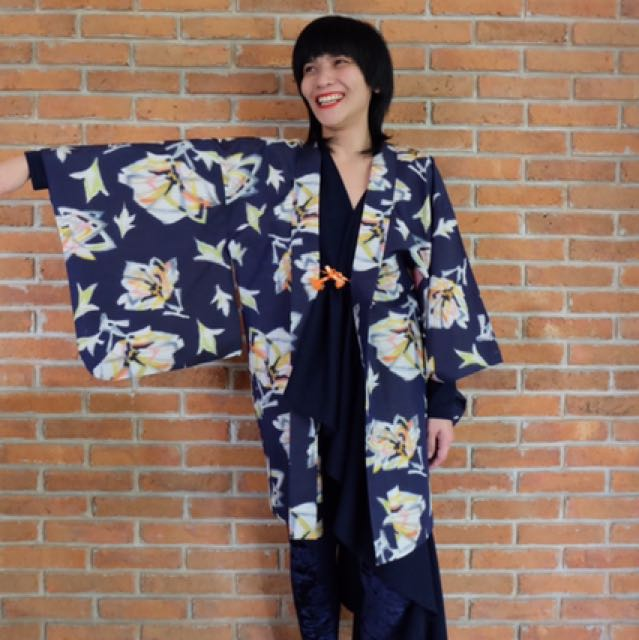 Silk Authentic Japanese Yukata