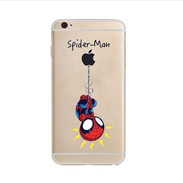 Spiderman Case