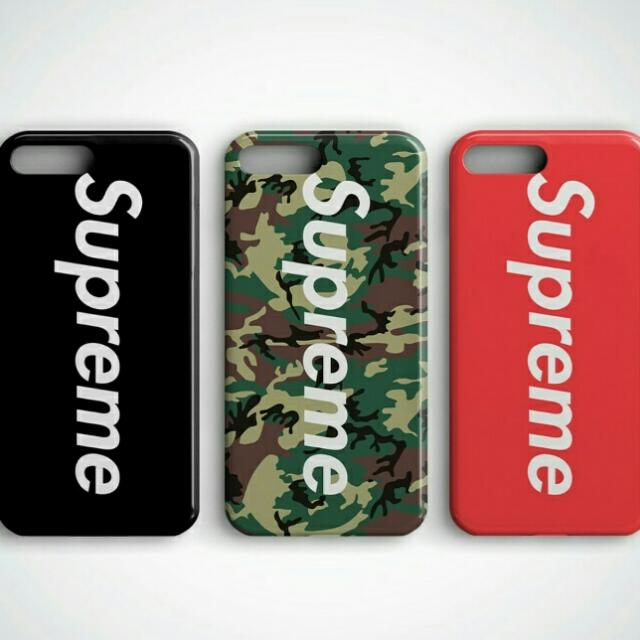 Supreme Phone Case