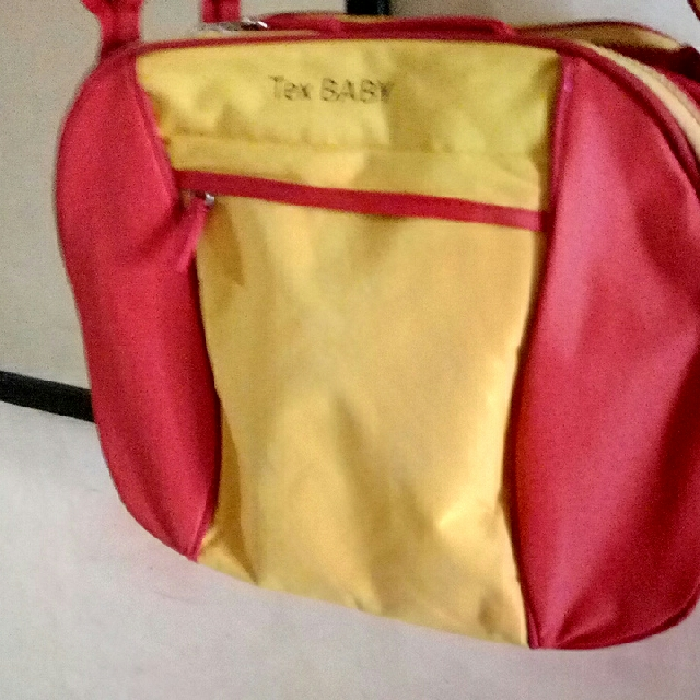 Tax Bayi - Baby's Bag