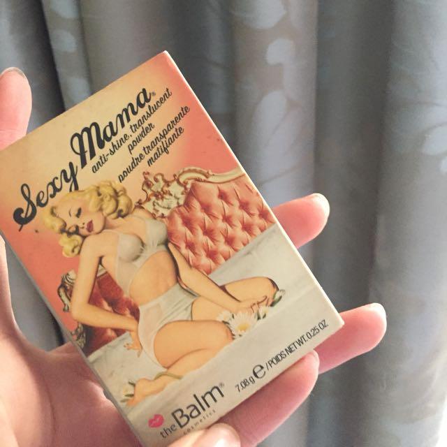 The Balm Sexy Mama Powder