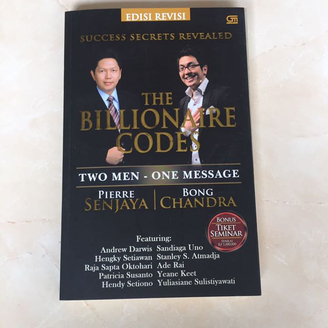 The Billionaire Code