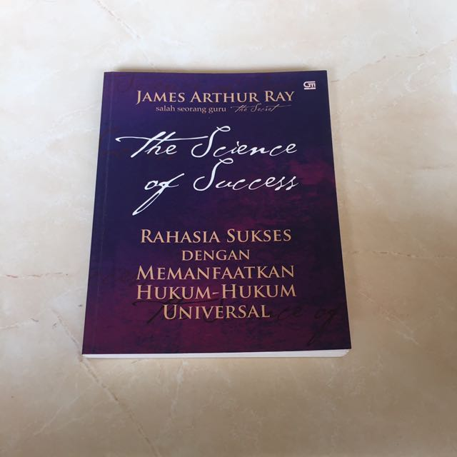 The Science Of Succes (james Arthur Ray The Secret)