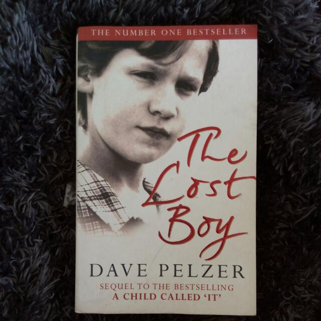 Fiction: The Lost By Dave Pelzer