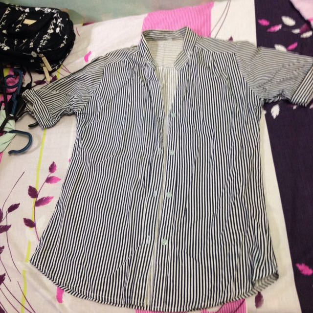Unbranded Stripped Blouse