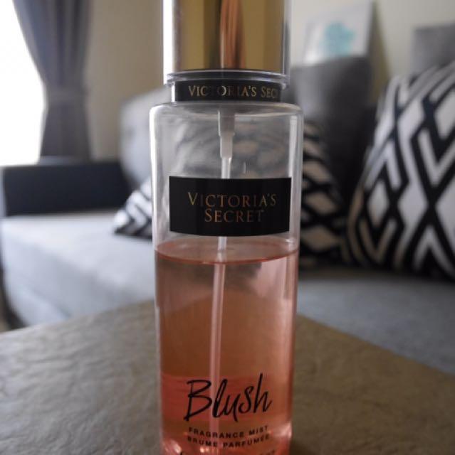 "Victoria Secret Body Mist ""Blush"""