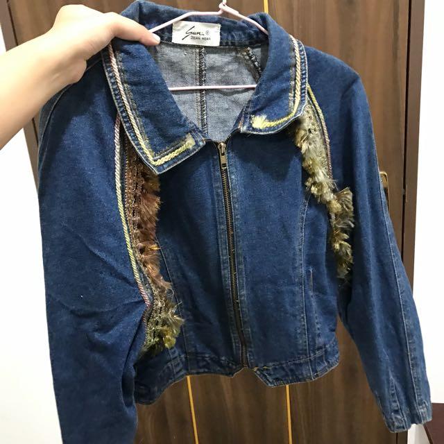 (含運)Vintage 古著二手牛仔外套