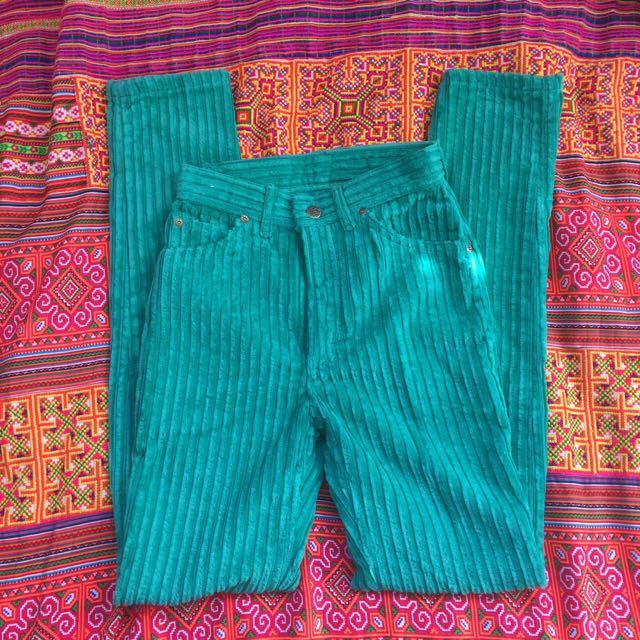 Vintage Lee corduroy pants