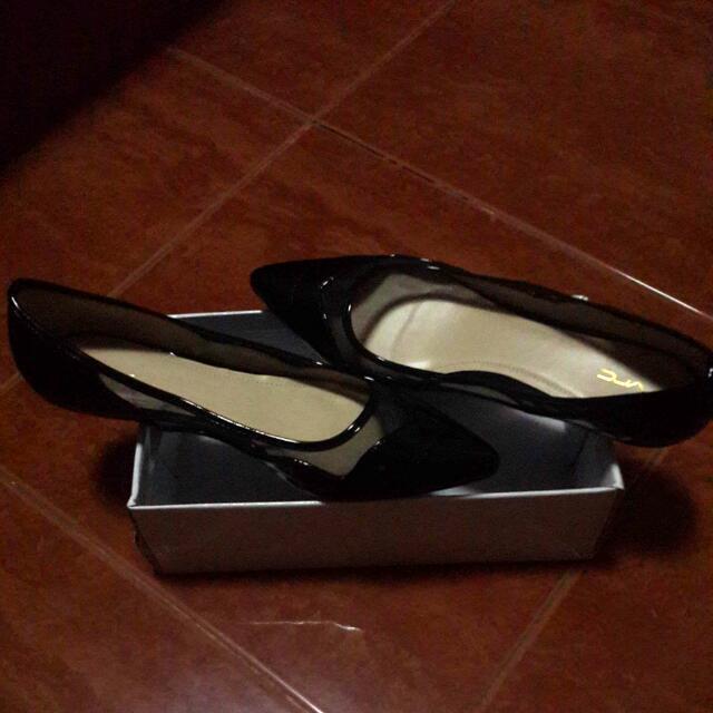 Vnc Pump Shoes Black