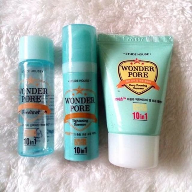 Wonder Pore Set