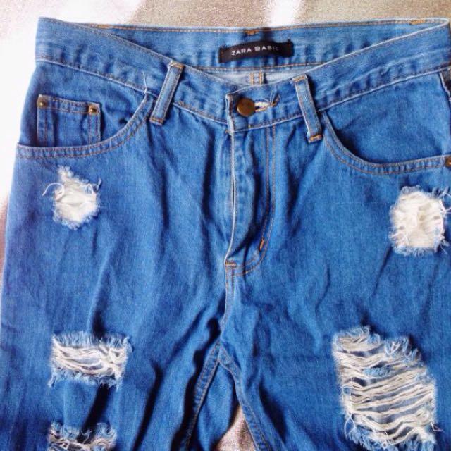Zara Bf Jeans