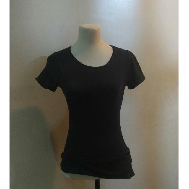 Zara Black Top / Shirt